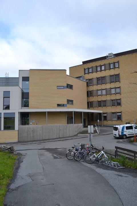 MER PENGER: Vestre Viken oppgraderer Kongsberg sykehus, og har fått mer penger til formålet etter en ekstrabevilgning fra staten til Helse Sør-Øst.