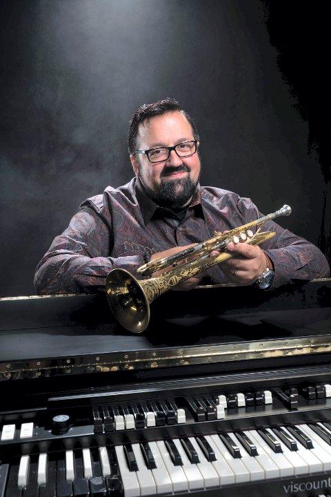 ORGELJAZZ: Joey Defrancesco holder konsert på EnergiMølla jazzfredagen.