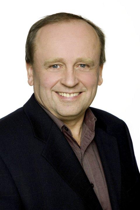 Forskningssjef: Nils Martin Stølen i SSB. Foto: presse