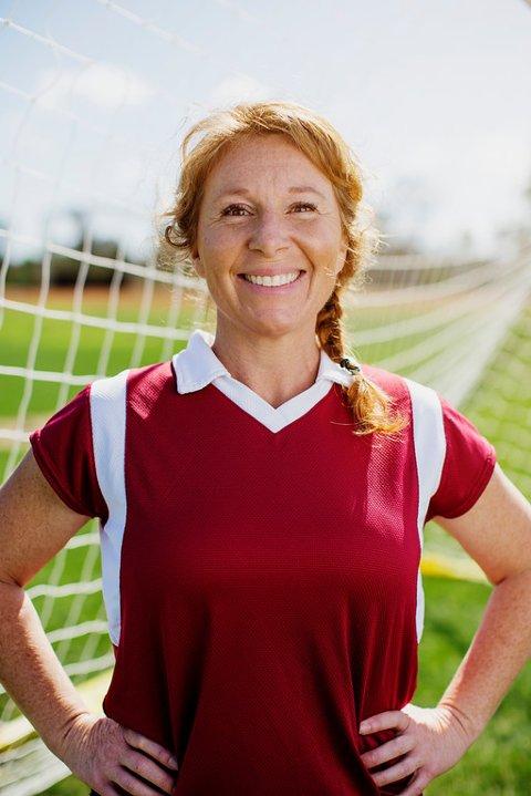 INITIATIVTAKER: I 2009 lanserte Brandi Friedrich Mitchell nettsiden San Diego Soccer Women, som en plattform for en liga i kvinnefotball hun spilte for utenfor San Diego. Nettstedet vokste, og rommer i dag ressurser for mer enn 20 ligaer for kvinner i alle aldre i USA.