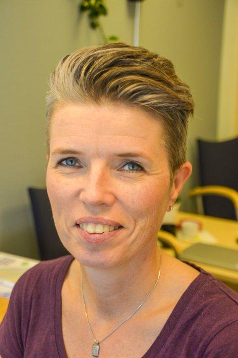 Rita Solbakken.