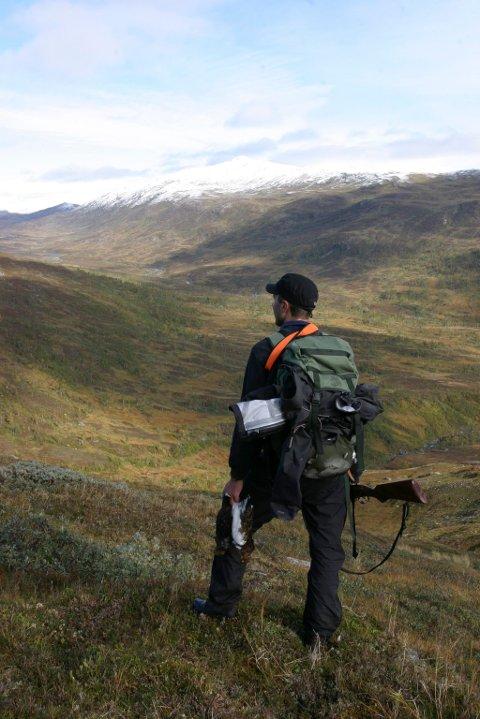 Populært: Jakt blir stadig mer populært i Norge.