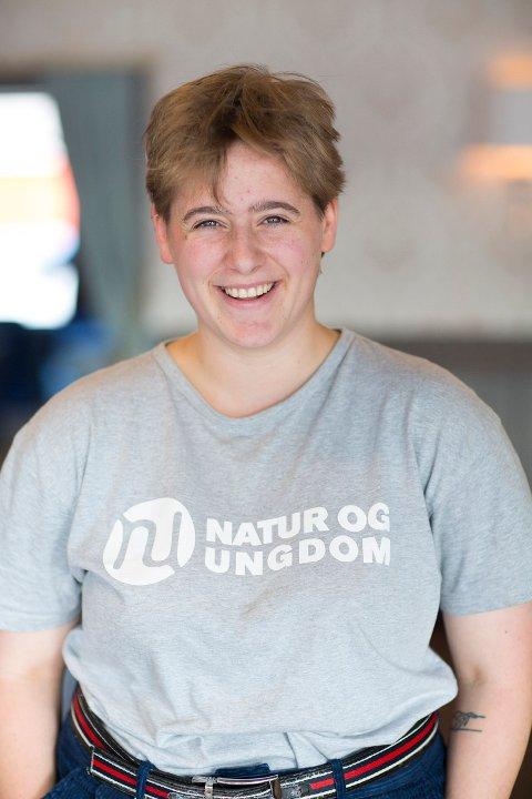 Hedwig er klimasøksmålambassadør i Natur og Ungdom