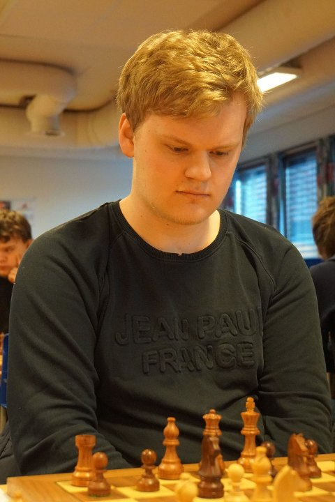 Andreas G. Tryggestad