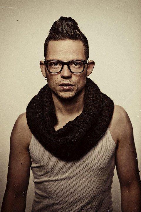 Internasjonal: Grammy-nominerte Jarle Bernhoft.
