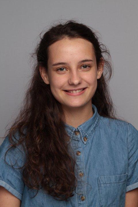 2. PRIS: Maddie Tveite fra Gjøvik kom på delt andreplass i finalen i Unge forskere.