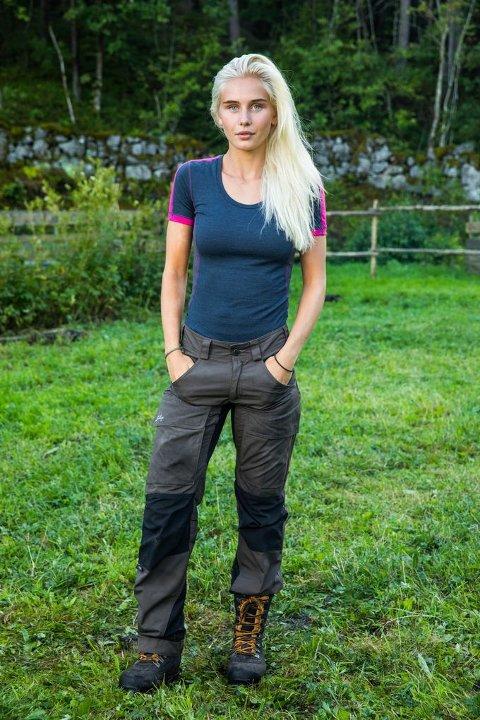 Amalie Snøløs fra Birkeland