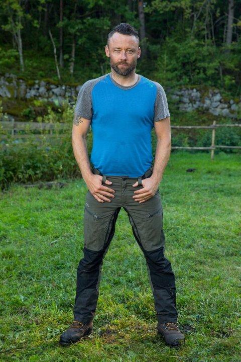 Tom Evensen (42), Åsmarka