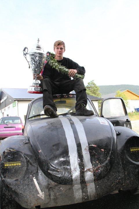 Petter Leirhol vant landsfinalen i fjor. I år ble det 12. plass.