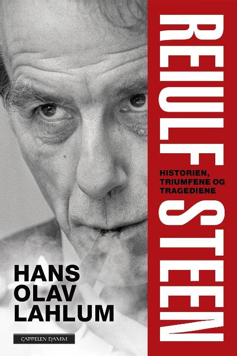 Hans Olav Lahlums nye bok om Reifulf Steen.