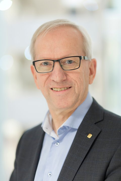 Trondheim 09.01.2017 :  NTNUs ledelse, viserektor Jørn Wroldsen (NTNU i Gjøvik). Foto: Thor Nielsen