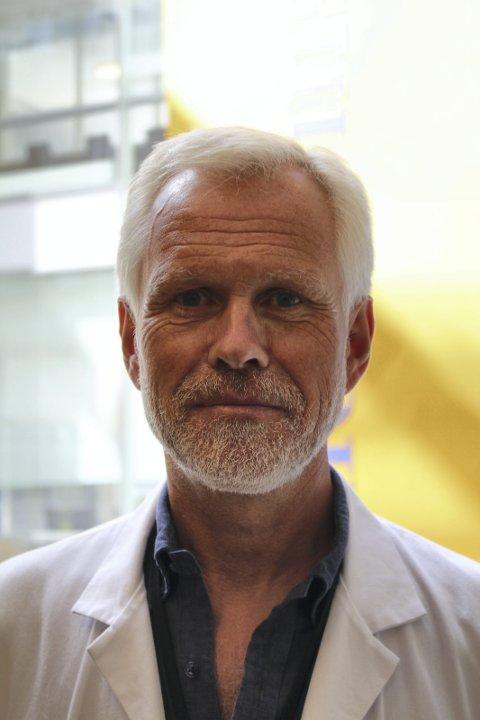 NY: Overlege Jan Petter Odden blir ny fylkeslege. FOTO: AHUS