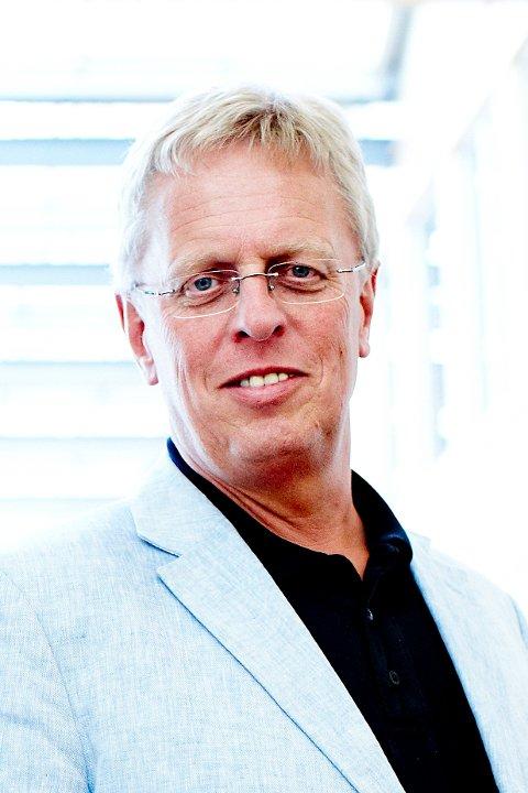 Stein Kinserdal, administrerende direktør, Sykehuset i Vestfold.