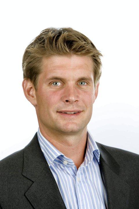 GLEDER SEG: – Dette er en nyhet vi har gledet oss til lenge, sier kommunikasjonssjef Nicolay Bruusgaard i Ringnes.