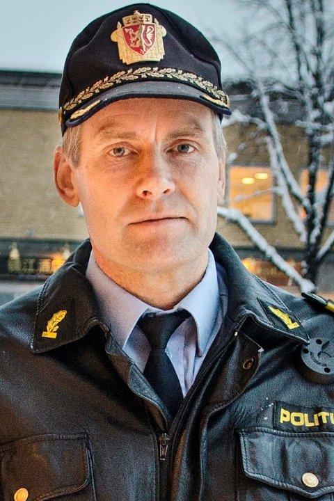 TILLITSBRUDD: Lensmann i Ringsaker, Terje Krogstad, sier at elevene ved skolen hadde et tillitsforhold til den mistenkte i saken og at nettopp dette er skjerpende når det kommer til alvorlighetsgrad.