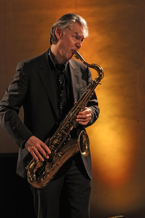 Jan Garbarek var for Bjørn Bonsaksen høydepunktet under årets Smeltedigelen musikkfestival.