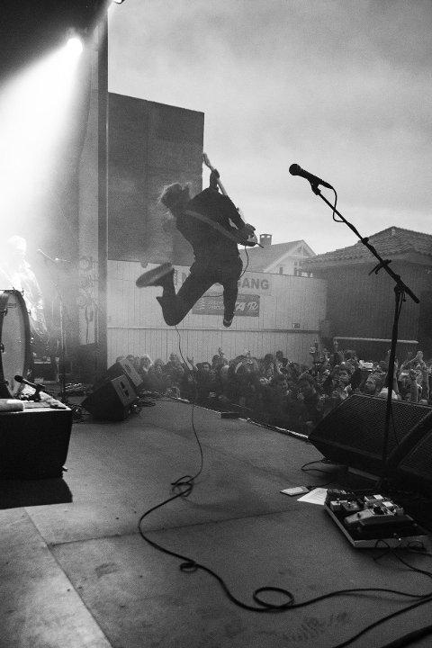 ROMERIKE 15. NOVEMBER. Bigbang spiller i Kulturverket Flammen i Nittedal fredag 15. november.
