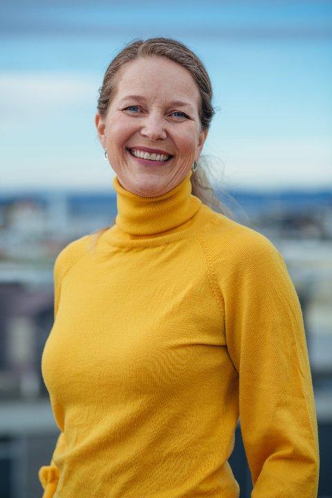 NY JOBB: Marte Ramborg fra Sætre begynner i ny jobb som konsernsjef i Spoon-gruppen 1. september.