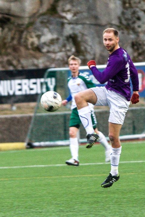 GØIFs nyervervelse Aleksander Wike scoret både mål og hadde målgivende