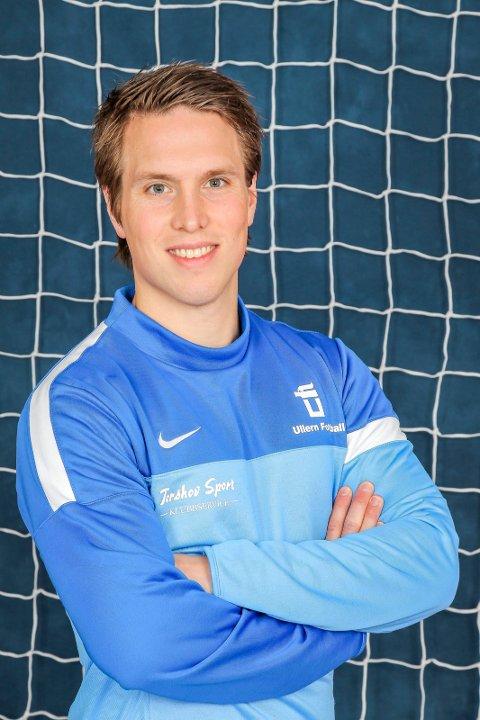 GLEDER SEG: Ole Johan Aas gleder seg til å bli en del av norsk toppfotball.
