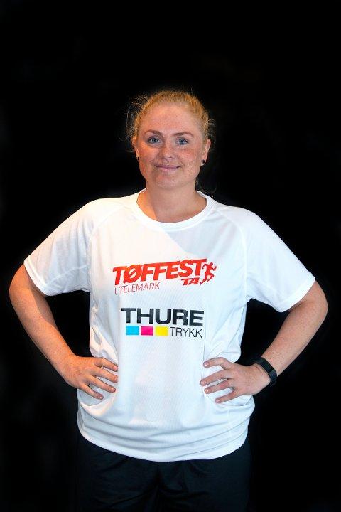 Elin Terese Halvorsen. Foto: Per-Åge Eriksen