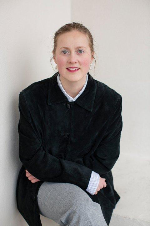 SKAMBELAGT: Herpes er et skambelagt tema, sier Ane Barstad Solvang. Hun har skrevet bok om det.