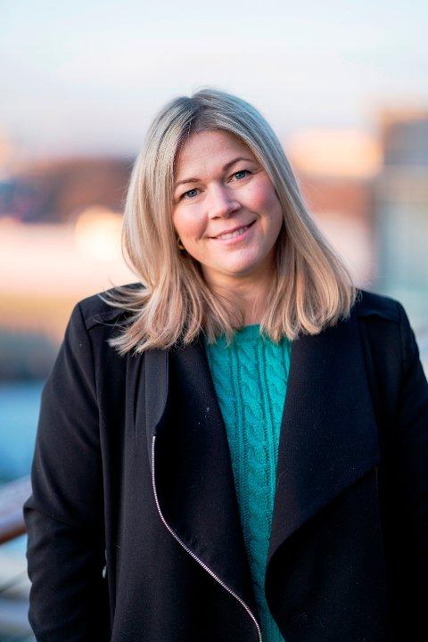 UNIKT: - Interessen for innsamlingsaksjonen knyttet til Marianne Lande Hallingskog er helt unik, sier innsamlingsjefen i Mental helse ungdom, Line Toft.