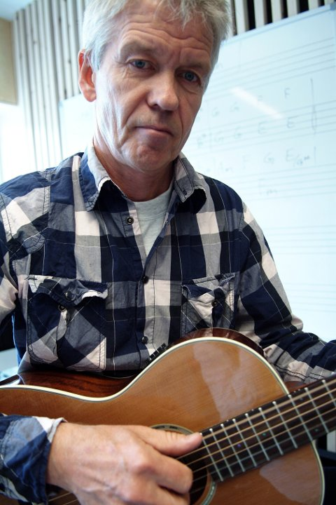 Lars Ramsøy-Halle har laget musikken til LAdy Arbuthnott. (Arkivfoto)