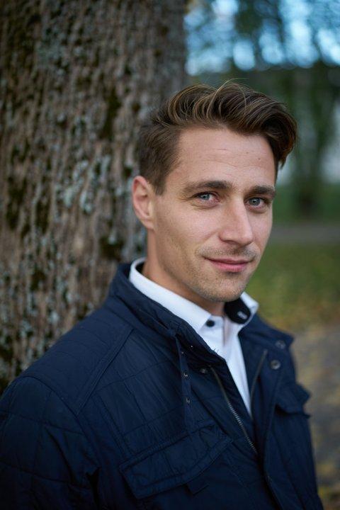 """KONKURRERER PÅ FARMEN: Daniel Viem Årdal fra Steinkjer er en av deltakerne i årets  sesong av """"Farmen"""" på TV2. Programmet har høy popularitet hos seere, som engasjerer seg på godt og vondt."""