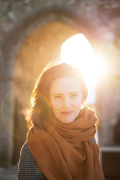 I SOMMER: – Det er alltid mange grunner til å besøke Stiklestad, året rundt, sier direktør Heidi Anett Øvergård Beistad ved Stiklestad Nasjonale Kultursenter.