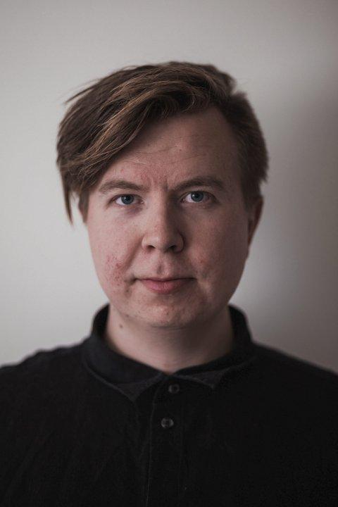 Ny jobb: John-Halvdan Halvorsen ser frem til å ta fatt på oppgaven som PR-ansvarlig for Kystkulturuka. Om sommeren synes han også at hjembyen Tvedestrand er spesielt fin. Foto:Privat