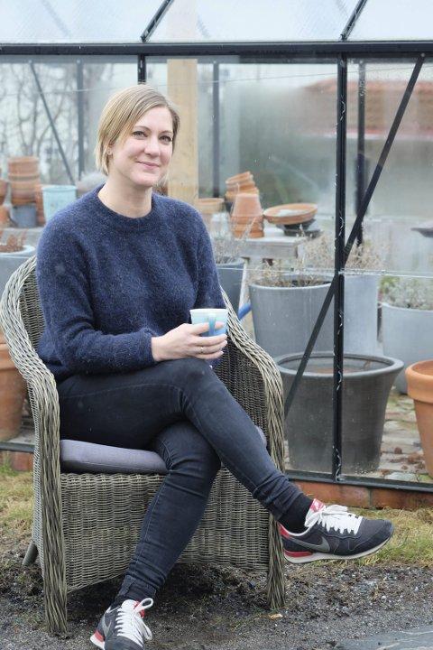 Anita Vestervik fra Tvedestrand, som er sjef for biblioteket i Risør, er en av søkerne til kultursjefstillingen i kommunen. Arkivfoto