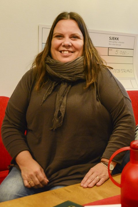 Avdelingsleder ved helse og familie, Kristin De Lange Johannessen, venter på svar.