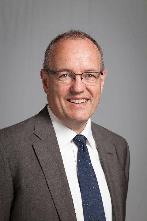 Ny styreleder i Innovasjon Norge Gunnar Bovim.