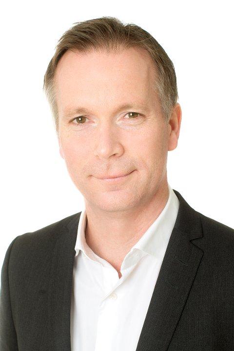 Ny direktør i Kraftriket, Anders Kvamme