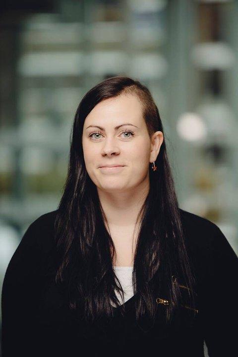 Maria Nilsen Aksberg, Leder Rødt Oppland