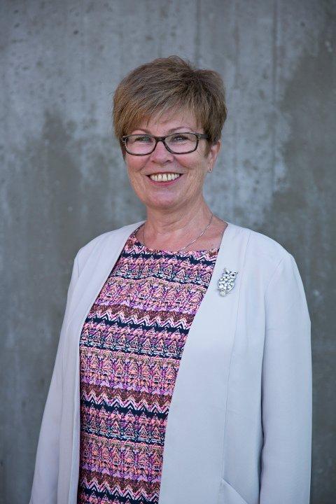 Ny jobb: Anne Kari Ranheim begynner i ny jobb på Fagernes.