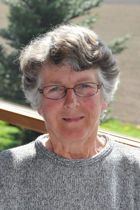 Mona Kolberg er en av de lokale arrangørene for å markere kvinners internasjonale bønnedag i Nittedal.