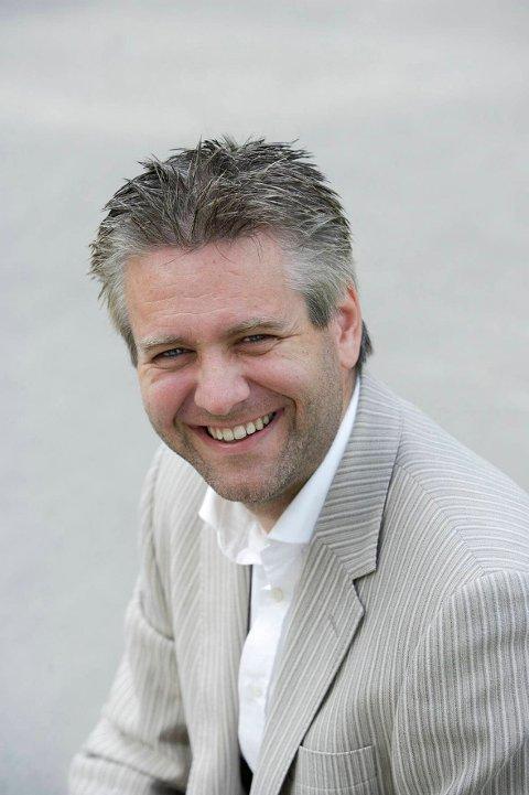 Dag H. Nestegard er ordførerkandidat for Ås SV