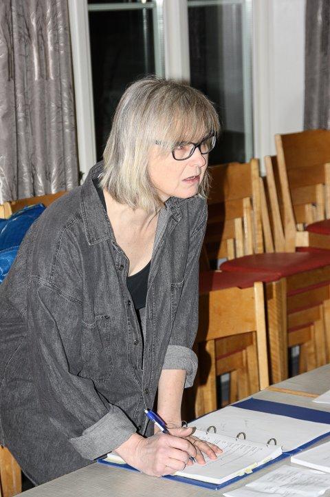 REGI: Dagne Olsberg har også i år regien på Krystallslottet.