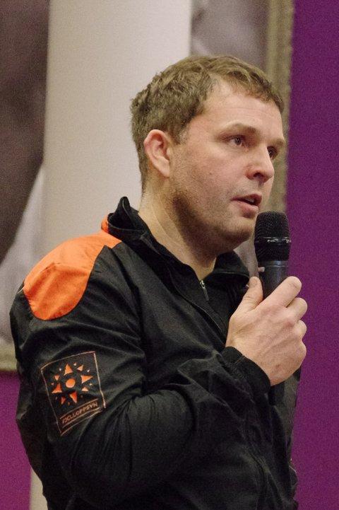 FLERE HATTER: Geir Morten Granmo fra Holtålen er både fjelloppsyn, fellingsleder og beitebruker.