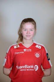 Martine Kristoffersen.