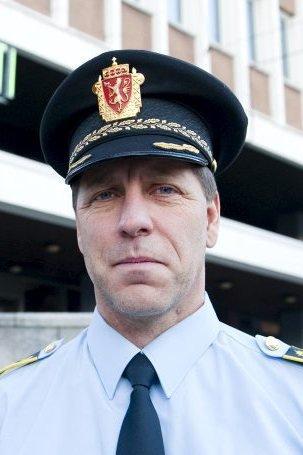 Inspektør: Gunnar Fløystad i Vest politidistrikt.