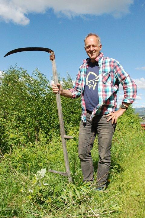 NR. 2: Olav Skinnes blir nestkommanderende i fylkestinget.