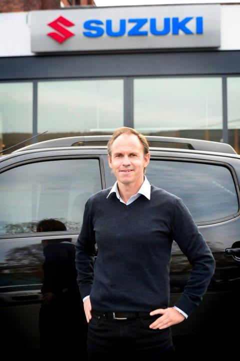 ENDELIG: I seks år har RSA og Frank Dunvold jobbet for å får import av biler fra kinesiske BYD.