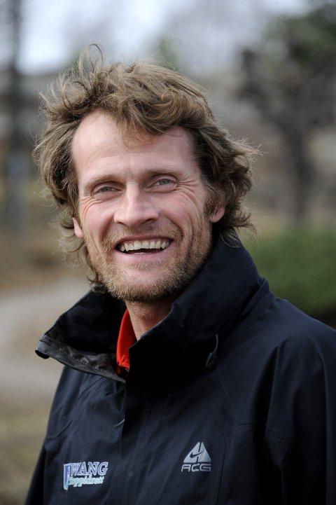 Tor Øivind Ødegård har stor tro på at FIF vil markere seg sterkt i fremtiden.