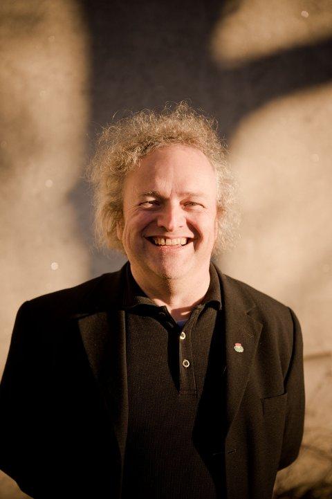 Med stor entusiasme vil Wolfgang Plagge gjøre Fredrikstad-folk kjent med en av byens «glemte» musikkpersonligheter i Fredrikstad domkirke 17.10.
