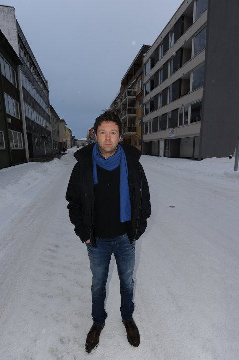 Frank Aanes Andersen tror Mjølner-spillerne blir bedre av å spille futsal på vinteren.