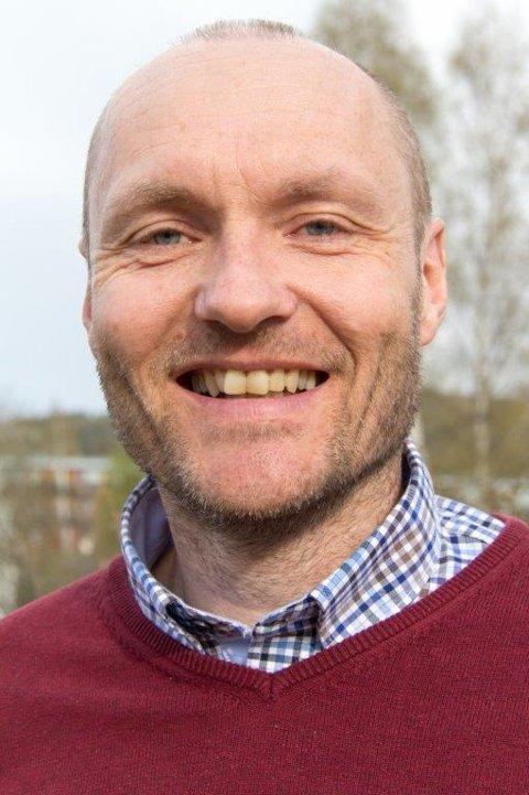 Torger Korpberget har blitt ny eiendomssjef i kommunen.