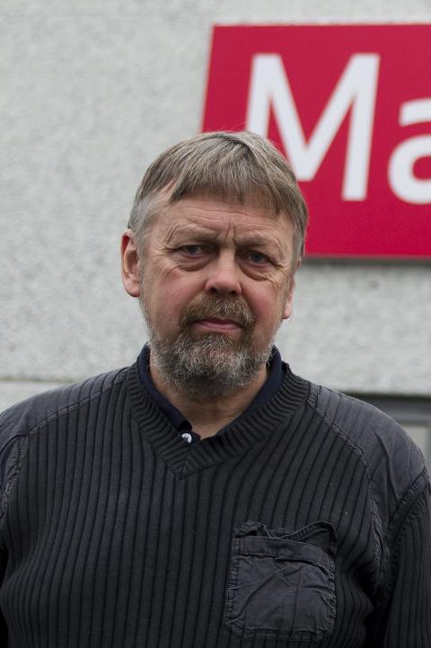 Olav Tørresdal i Mattilsynet. Arkivfoto: Terje Størksen